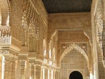 Intricate mooring carvings Stock Photo