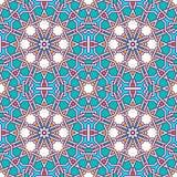 Intricate moorish eastern pattern Royalty Free Stock Image