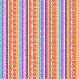 Intricate Pastel Stripes Pattern Royalty Free Stock Images