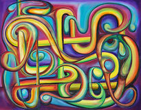 Intricate pattern