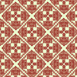 Intricate repeating background Royalty Free Stock Images