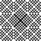 Intricate Tile Pattern royalty free illustration