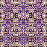 Intricate tile patterns Stock Photo