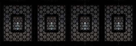 Intricate windows Stock Images