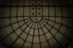 Intridcate wnętrza dach Obrazy Royalty Free