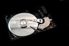 Intérieur d'unité de disque dur Image libre de droits