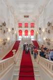 Intérieurs de Tsarskoe Selo Images stock