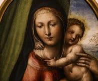 Intérieurs et détails de cathédrale de Sienne, Sienne, Italie Images stock