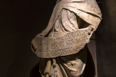 Intérieurs et détails de cathédrale de Sienne, Sienne, Italie Photo stock