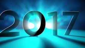 Intro för nytt år vektor illustrationer