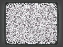 Introducción gris de la pantalla de VHS libre illustration
