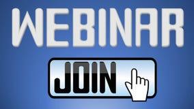 Introducción video a un webinar Únase a Internet que aprende con su netbook o PC, es el método más avanzado de entrenamiento