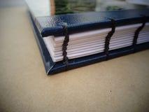 Introligatorstwo notatnik obraz stock
