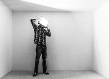 Introvertierter Denker Lizenzfreies Stockbild