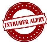 Intruder alert Royalty Free Stock Photos