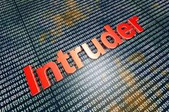 Intruder Stock Photography