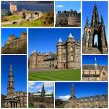 Intryck av Skottland royaltyfria foton