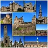 Intryck av Skottland royaltyfria bilder