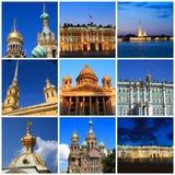 Intryck av St Petersburg Royaltyfria Foton