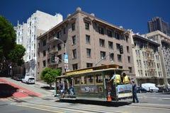 Intryck från San Francisco, Kalifornien USA Royaltyfri Fotografi