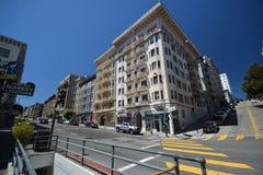 Intryck från San Francisco, Kalifornien USA Fotografering för Bildbyråer