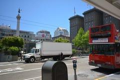 Intryck från San Francisco, Kalifornien USA arkivbilder