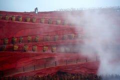 Intrycket av Lijiang Royaltyfri Fotografi