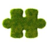 Intryguje trawy ikonę royalty ilustracja