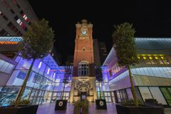 Intu Victoria Centre - Nottingham images stock