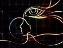intuition stock illustrationer