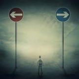 intuition Imagens de Stock