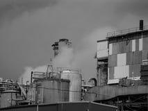 intustry zanieczyszczenia powietrza Fotografia Stock