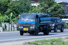 Intymny ściek ciężarówka Obraz Royalty Free