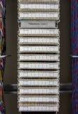 Intymny Automatyczny Gałęziastej wymiany telefoniczny system Zdjęcia Stock