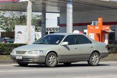 Intymny Luksusowy samochód od Toyota Japonia camry Toyota Zdjęcie Royalty Free