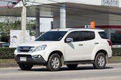 Intymny Mu x, Mu SUV samochód Zdjęcie Stock