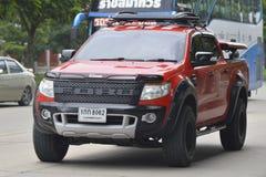 Intymny Pickup samochód, Ford leśniczy Zdjęcia Stock