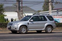 Intymny Suv samochodowy Ford Everest Obraz Royalty Free
