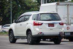 Intymny SUV samochodowy Isuzu Mu, Mu x Zdjęcia Royalty Free