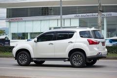 Intymny SUV samochodowy Isuzu Mu, Mu x Obraz Royalty Free