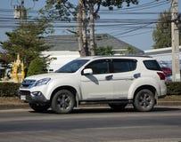 Intymny SUV samochodowy Isuzu Mu, Mu x Zdjęcie Stock