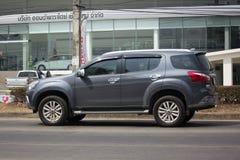 Intymny SUV samochodowy Isuzu Mu, Mu x Fotografia Royalty Free