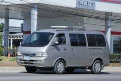 Intymny Van Samochód, Kia Pregio Obrazy Royalty Free