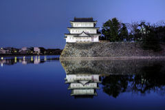 Inui Turret, Nagoya Castle, Japan Royalty Free Stock Photography