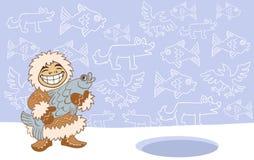 inuit Obrazy Royalty Free