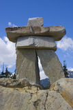 Inukshuk Royalty Free Stock Photos