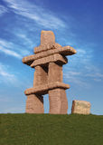 Inukshuk Royalty Free Stock Photography