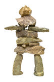Inukshuk Photos stock