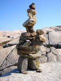 Inuksuk Royalty Free Stock Photography