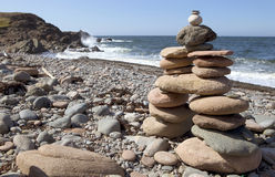 Inuksuk Royalty Free Stock Images